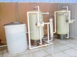 软化器及水箱