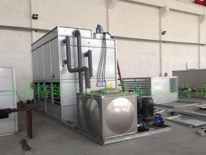 冷库系统蒸发式冷凝器