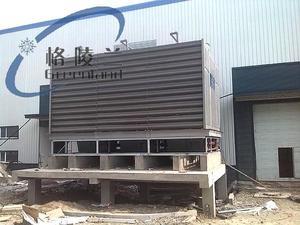 高炉循环水冷却系统