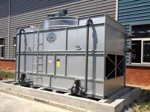 金属热处理冷却系统