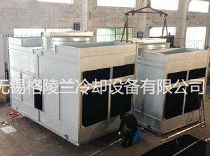 开式冷却塔(铝锌钢板外壳)
