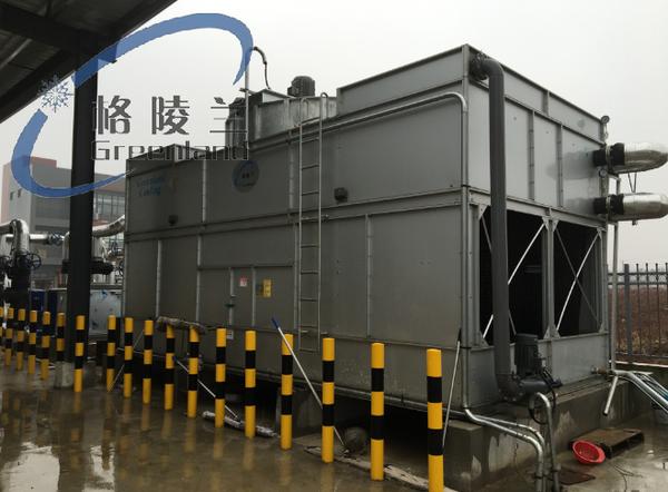 复合流式闭式冷却塔FBH-250T